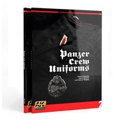 AK interactive Panzer Crew Uniforms - AK Learning Series nr 2 - 2nd Edition - 86pag - AK-272