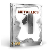 AK interactive Metallics Vol 1 - AK Learning Series nr 4 - 86pag - AK-507
