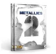 AK interactive Metallics Vol 2 - AK Learning Series nr 5 - 86pag - AK-508