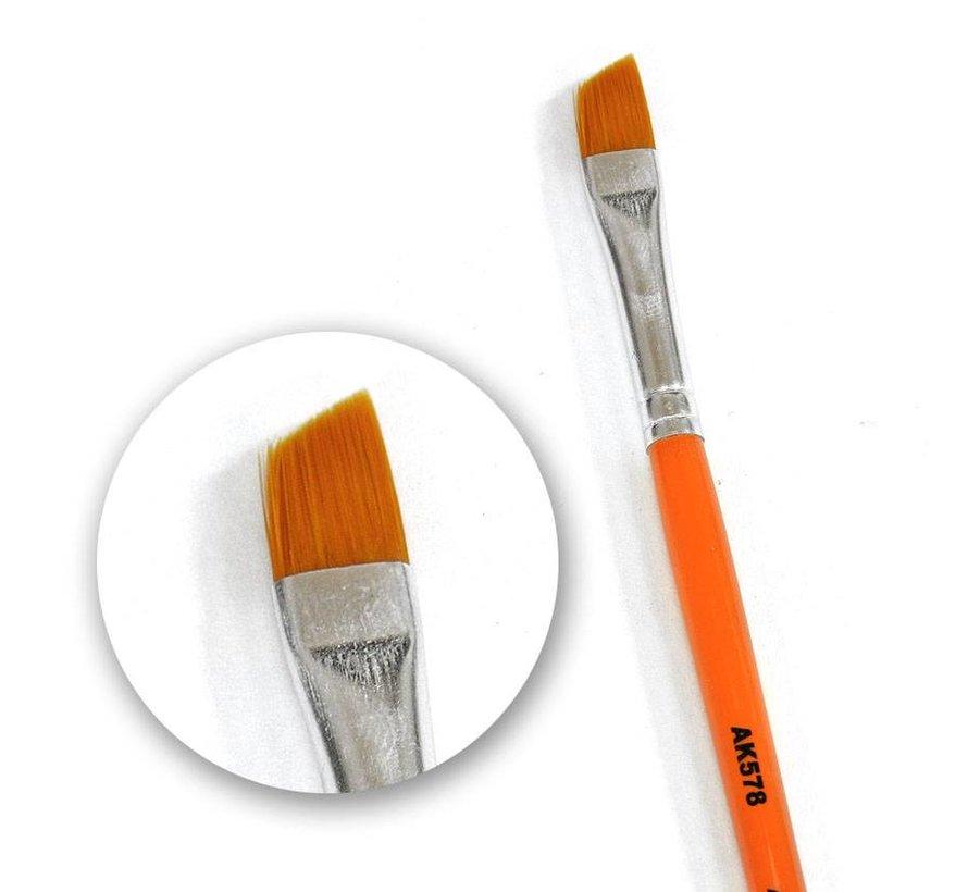 Weathering Brush Diagonal - AK-578