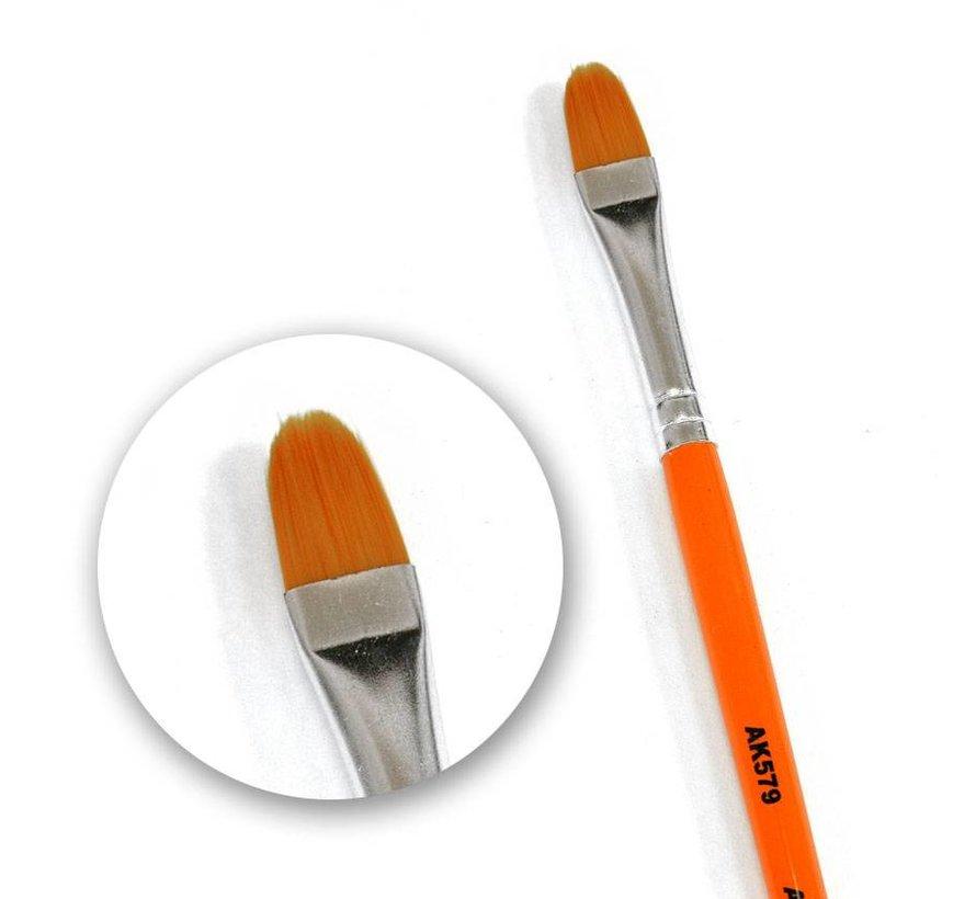 Weathering Brush Rounded - AK579