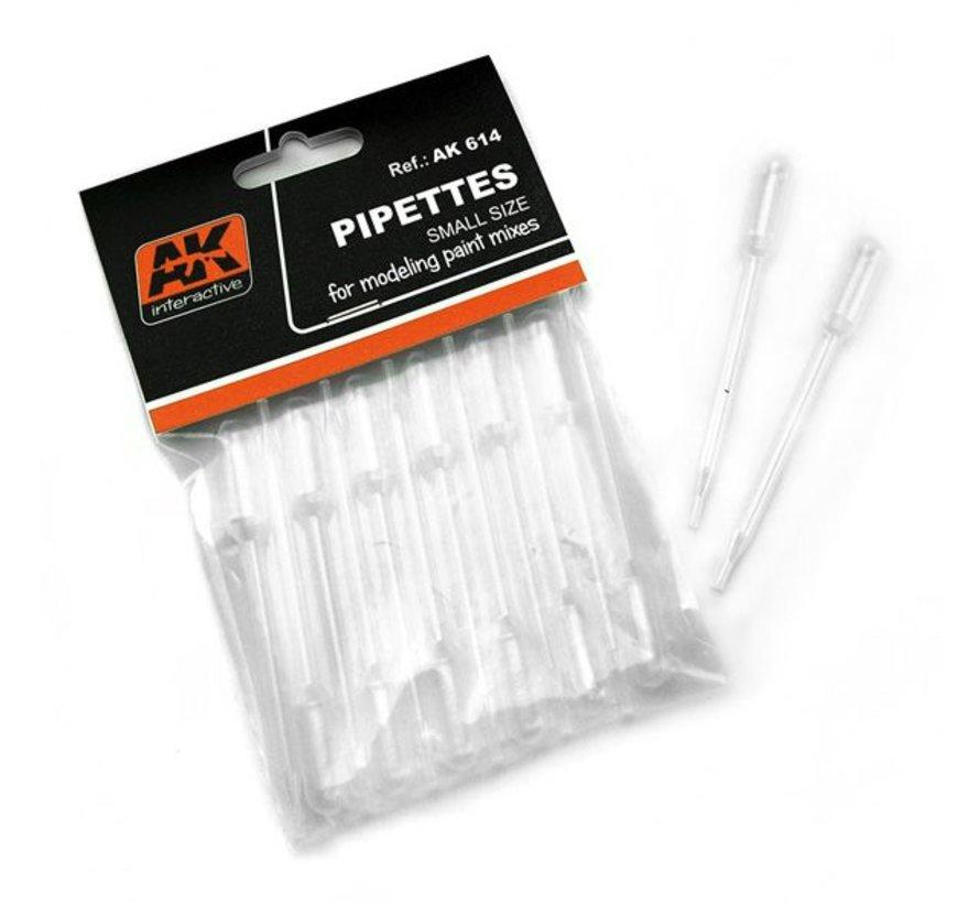 Pipettes Small Size - 12x - AK-614