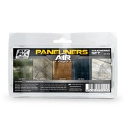 AK interactive Paneliners Weathering Set Combo - 5x35ml - AK2070
