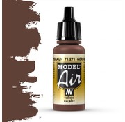 Vallejo Model Air German Red Brown - 17ml - 71271