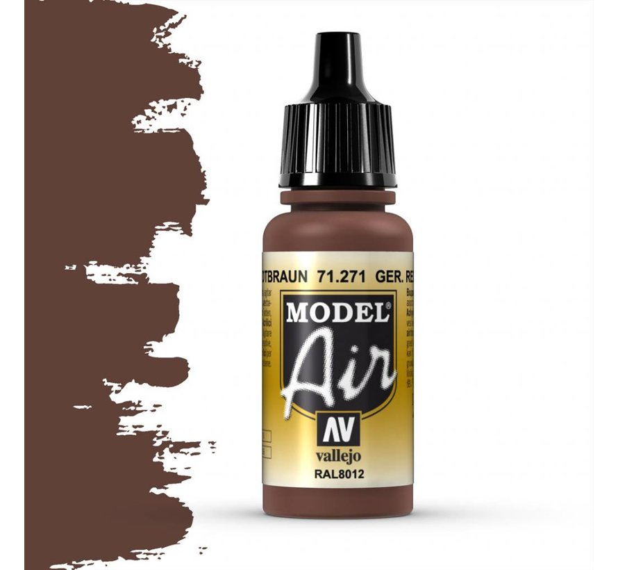 Model Air German Red Brown - 17ml - 71271