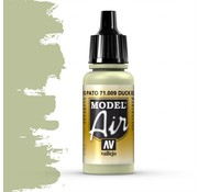 "Vallejo Model Air Eau de Nil ""Duck Egg Green"" - 17ml - 71009"