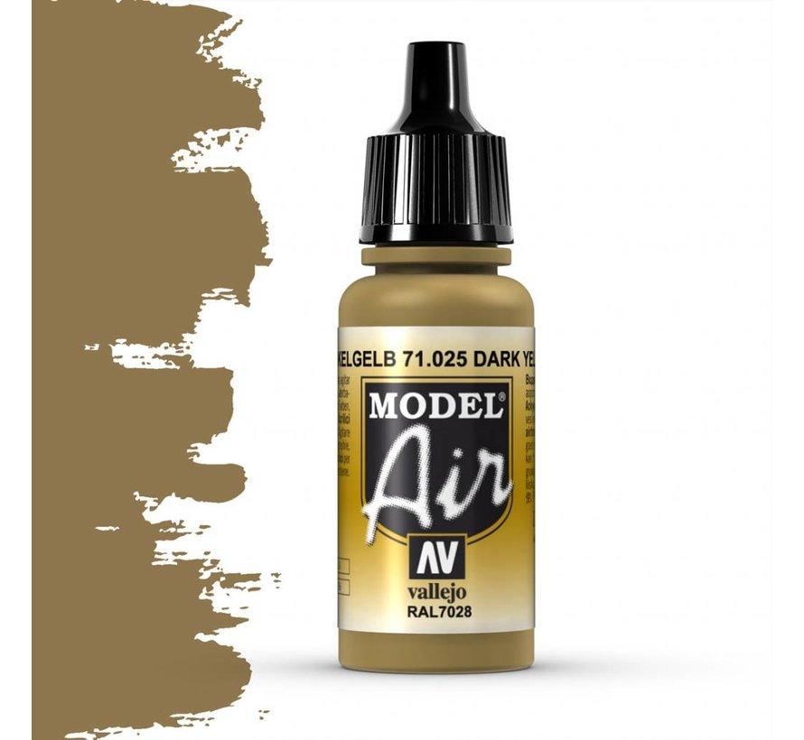 Model Air Dark Yellow - 17ml - 71025