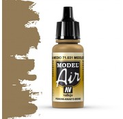 Vallejo Model Air Middle Stone - 17ml - 71031