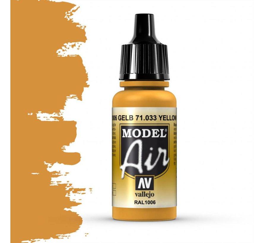 Model Air Yellow Ochre - 17ml - 71033