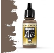 Vallejo Model Air Cam Pale Brown - 17ml - 71035