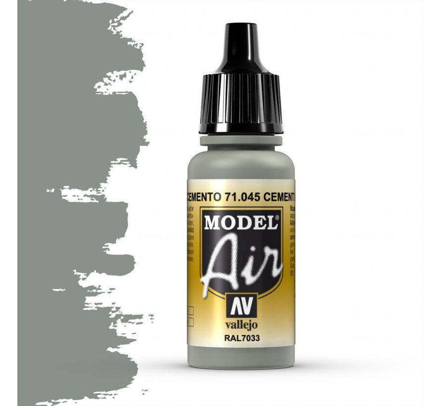 Model Air Cement Grey - 17ml - 71045