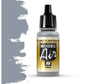 Vallejo Model Air Pale Blue Grey - 17ml - 71046