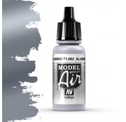 Vallejo Model Air Aluminium - 17ml - 71062