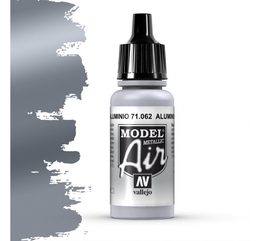Model Air Aluminium - 17ml - 71062