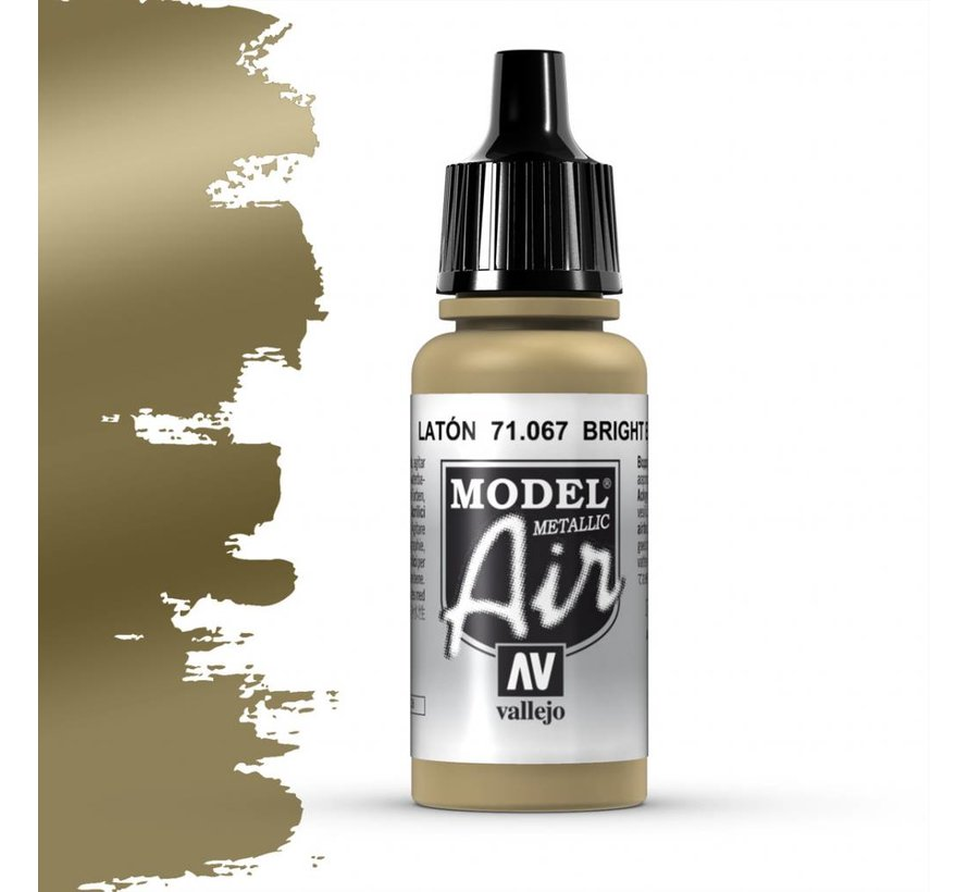 Model Air Metallic Bright Brass - 17ml - 71067
