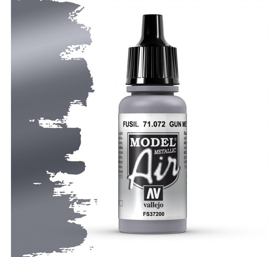 Model Air Gun Metal - 17ml - 71072