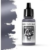 Vallejo Model Air Black Metallic - 17ml - 71073