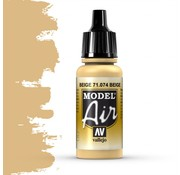 Vallejo Model Air Beige - 17ml - 71074