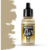 Vallejo Model Air Sand (Ivory) - 17ml - 71075