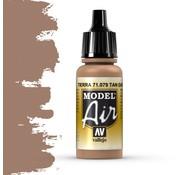 Vallejo Model Air Tan Earth - 17ml - 71079