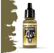 Vallejo Model Air Ochre - 17ml - 71081