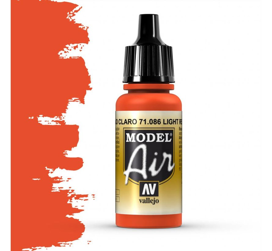 Model Air Light Red - 17ml - 71086