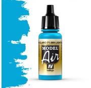 Vallejo Model Air Light Sea Blue - 17ml - 71089