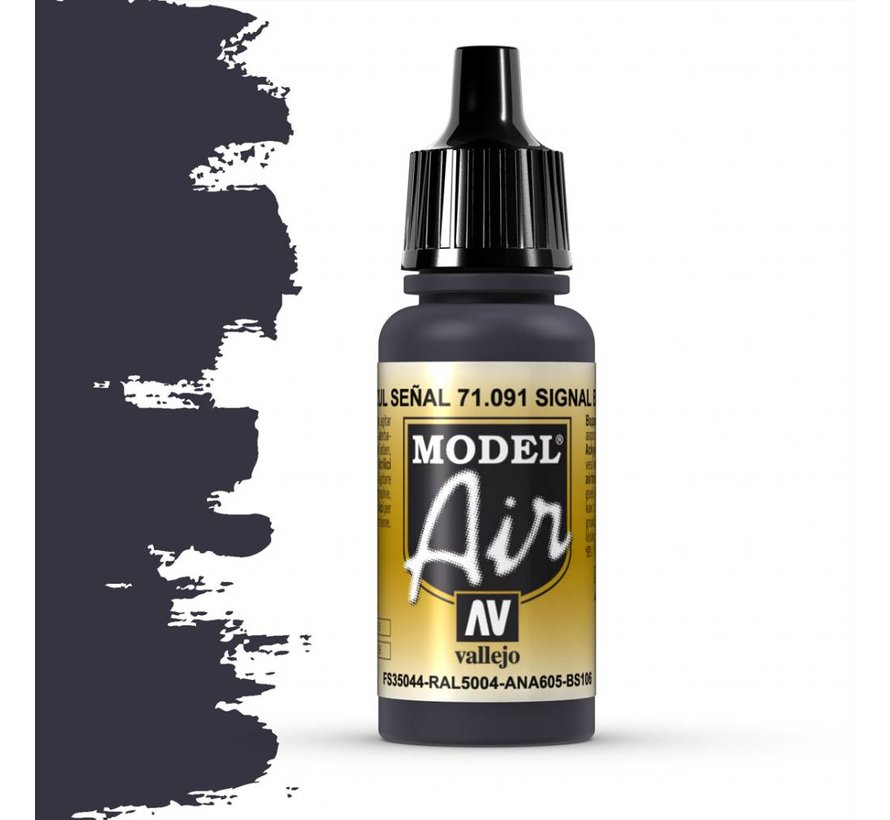 Model Air Signal Blue - 17ml - 71091