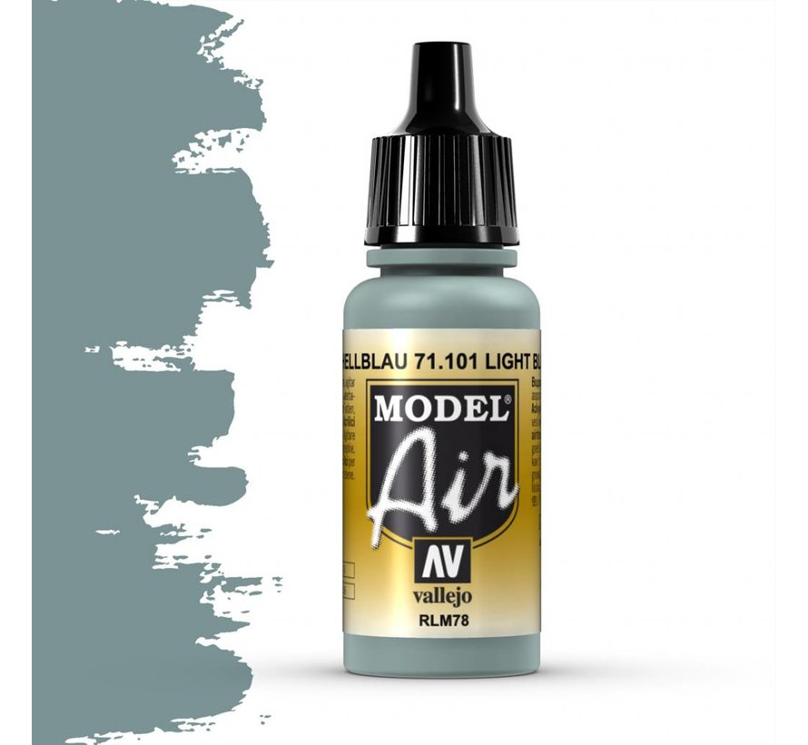 Model Air Light Blue RLM78 - 17ml - 71101