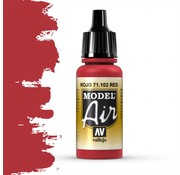 Vallejo Model Air Red - 17ml - 71102