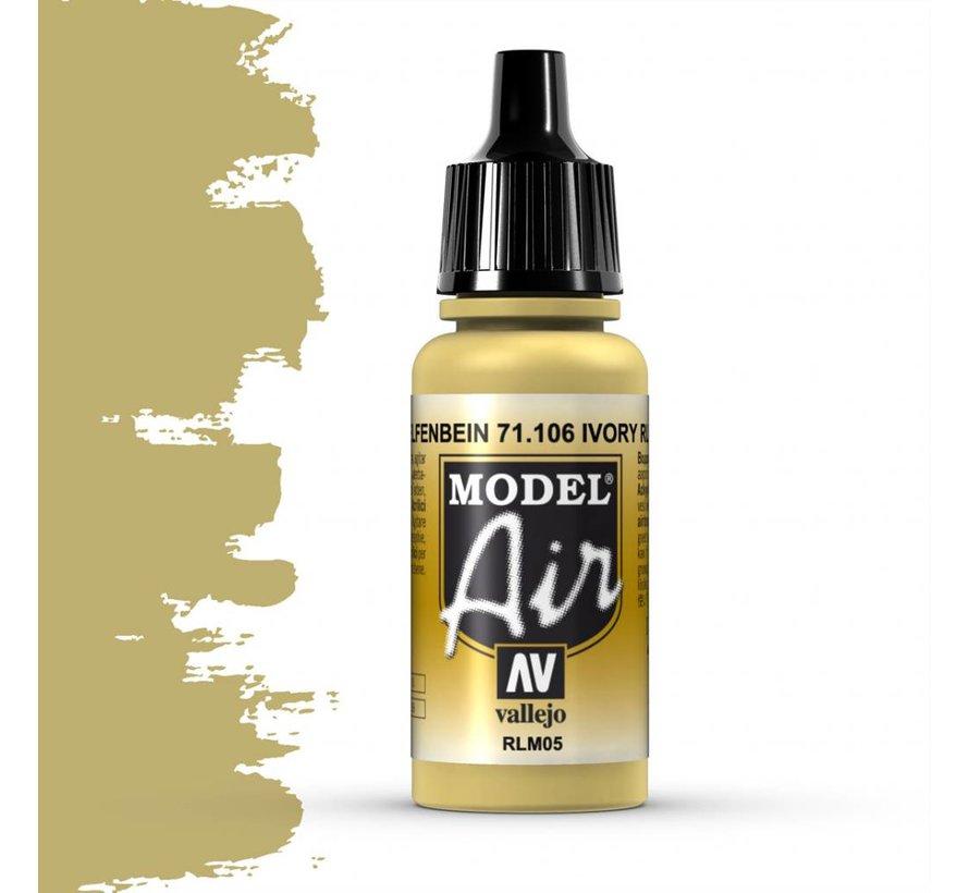 Model Air Ivory RLM05 - 17ml - 71106