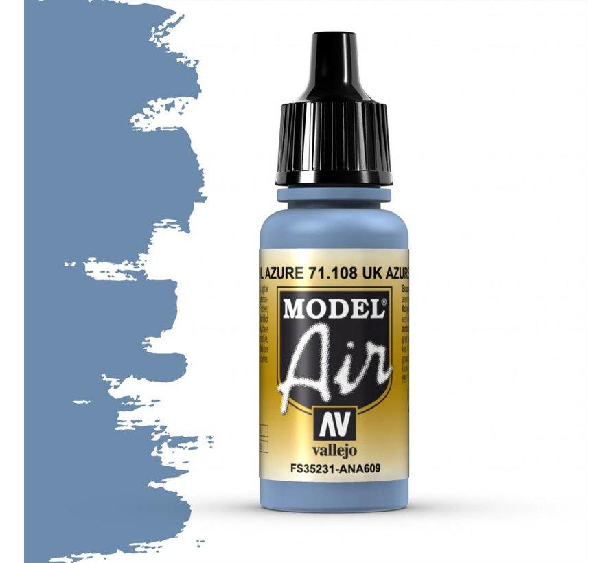 Model Air UK Azure Blue - 17ml - 71108