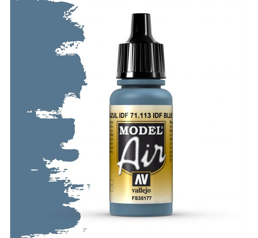 Model Air IDF Blue - 17ml - 71113