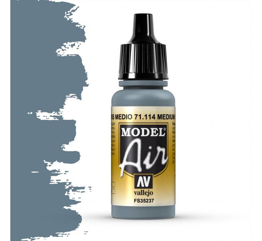 Model Air Medium Gray - 17ml - 71114