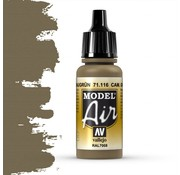 Vallejo Model Air Camouflage Grey Green - 17ml - 71116
