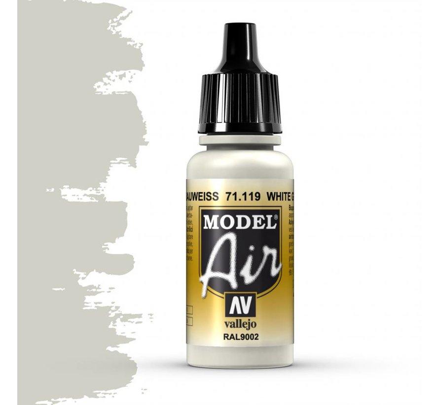 Model Air White Grey - 17ml - 71119