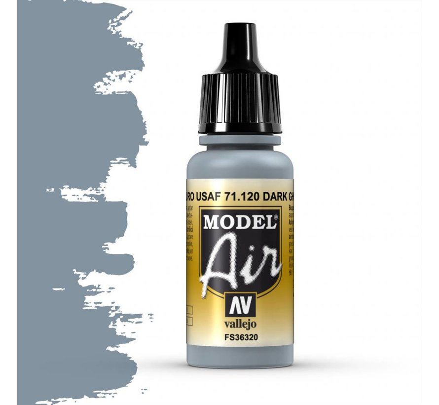 Model Air Dark Ghost Grey - 17ml - 71120