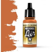 Vallejo Model Air Orange Rust - 17ml - 71130
