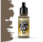Vallejo Model Air IJA Earth Brown - 17ml - 71136