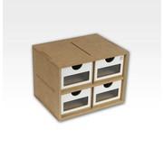 Hobbyzone Drawers Module x4 - OMs01a