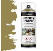 Vallejo Hobby Paint AFV Panzer Yellow spuitbus - 400ml - 28001