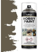 Vallejo Hobby Paint AFV US Olive Drab spuitbus - 400ml - 28005