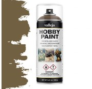 Vallejo Hobby Paint Infantry English Uniform spuitbus - 400ml - 28008