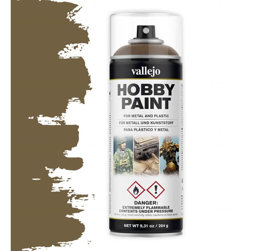 Hobby Paint Infantry English Uniform spuitbus - 400ml - 28008