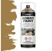 Vallejo Hobby Paint Fantasy Desert Yellow spuitbus - 400ml - 28015