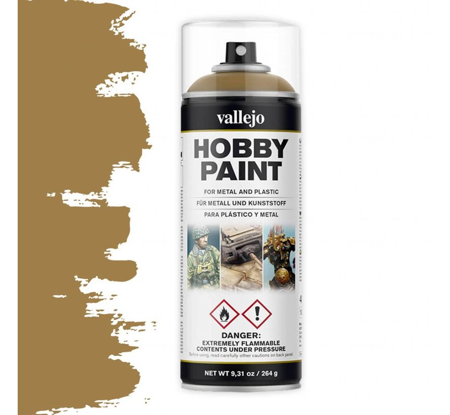 Hobby Paint Fantasy Desert Yellow spuitbus - 400ml - 28015