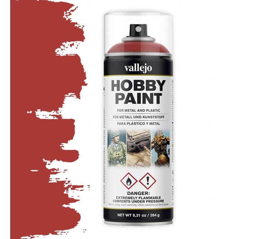 Hobby Paint Fantasy Scarlet Red spuitbus - 400ml - 28016