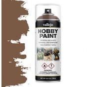 Vallejo Hobby Paint Fantasy Beasty Brown spuitbus - 400ml - 28019