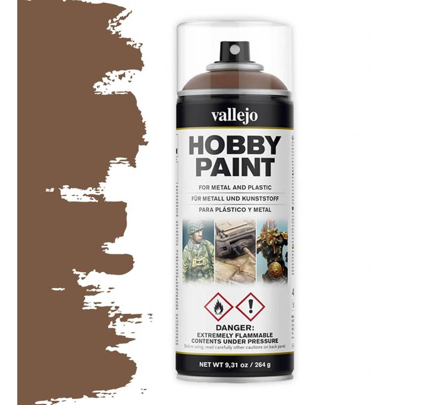 Hobby Paint Fantasy Beasty Brown spuitbus - 400ml - 28019