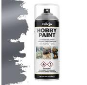 Vallejo Hobby Paint Fantasy Silver spuitbus - 400ml - 28021